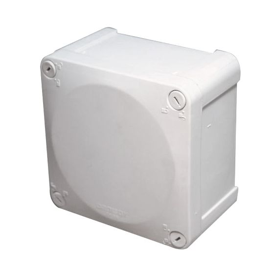 Boite derivation étanche OPTIBOX IP65 100x100x55mm