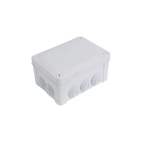 Boite dérivation étanche OPTIBOX tétines IP55 225x175x100mm