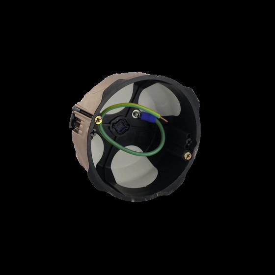 Boîter d'appareillage NO AIR faradisé  32 AMP - Ø 86 X 40 mm