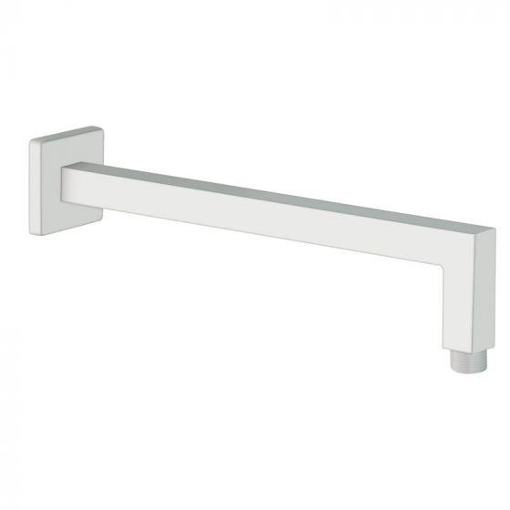 Bras de douche carré Whitemat Quadri - Ondyna PD41024