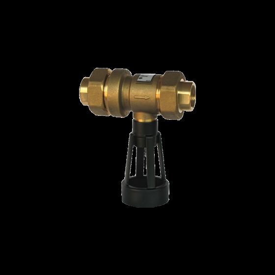 """Disconnecteur CA 2096 F.F.3/4"""" à zone de pression réduite non contrôlable-SOCLA"""