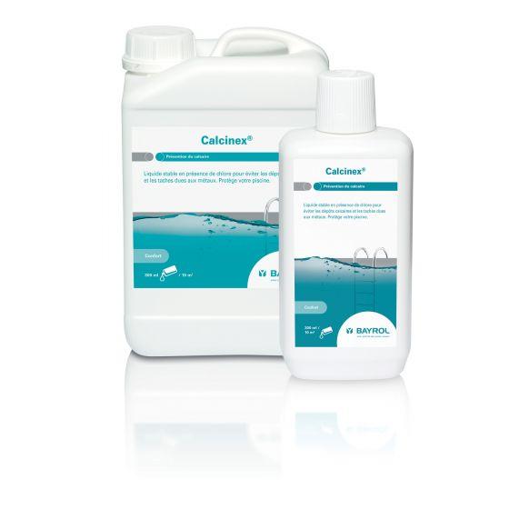 Calcinex - Prévention du calcaire piscine - BAYROL