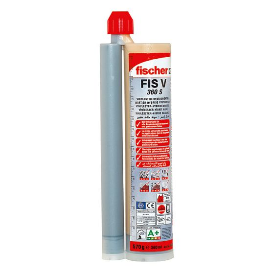 Cartouche de scellement résine vinylester FIS V 360 S