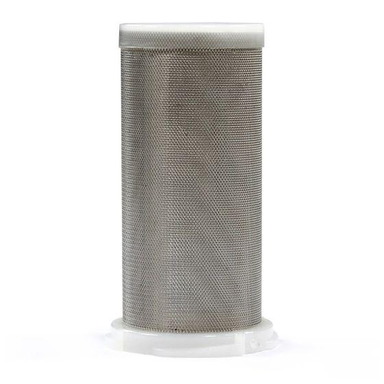 Cartouche filtrante inox 260 microns pour filtre bitube RG 2