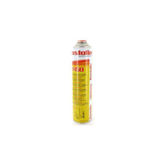 Cartouche gaz 600ml pour chalumeau 1450 Castolin