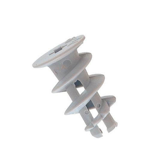 Cheville foreuse plastique GK 4,5x22mm - 100 pièces