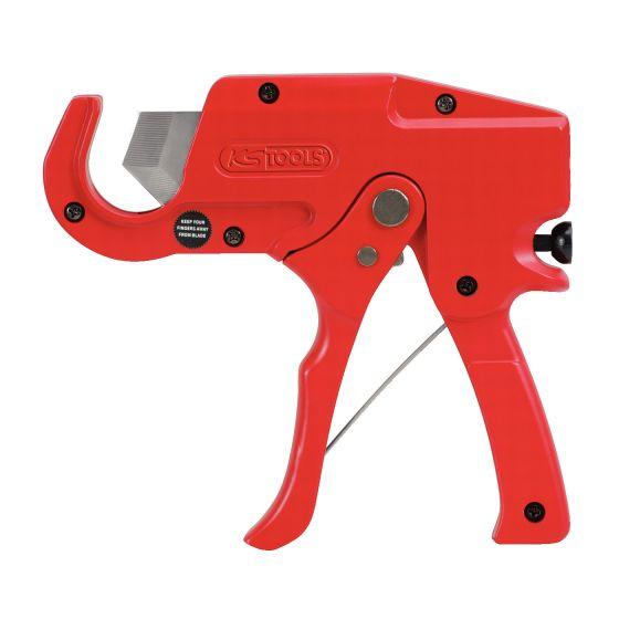 Cisaille «Revolver» pour tubes plastiques, Ø6 - 35 mm KS Tools 222.1100