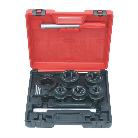Coffret de filière à main - 7 pcs KS Tools 903.3300