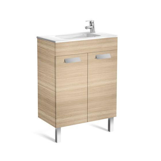 meubleUnik DEBBA 600 2 portes, lavabo