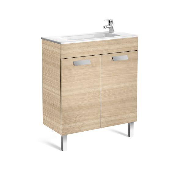meubleUnik DEBBA 700 2 portes, lavabo