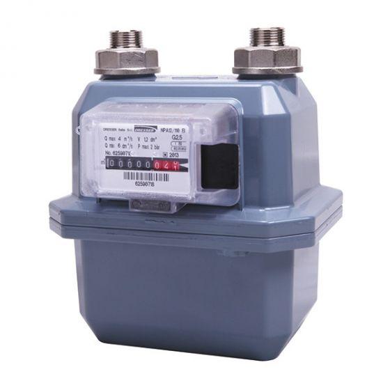 Compteur G2,5 Haute Pression Gaz Butane Propane