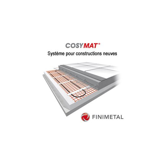 Trame COSYMAT Système neuf 1500W - 15m²