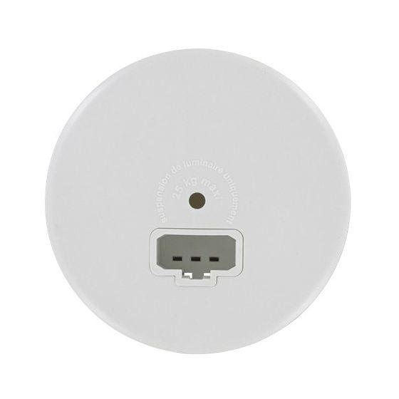 Couvercle de finition DCL Ø120mm