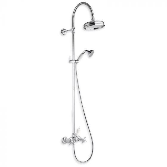 Colonne de douche complète Chambord Retro Cristina Ondyna