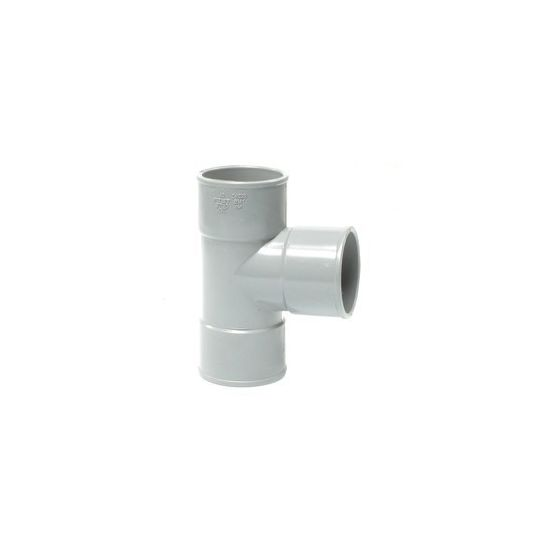 Culotte PVC 87°30 Femelle Femelle FIRST-PLAST