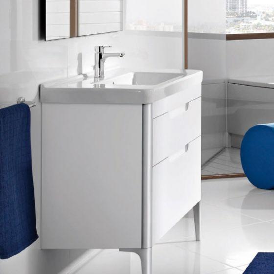 Meuble Unik DAMA-N 850mm et lavabo