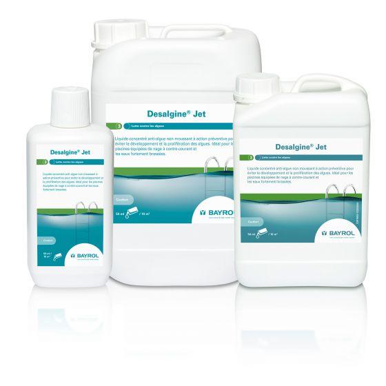 Desalgine JET - Anti-algues piscine eau claire - BAYROL