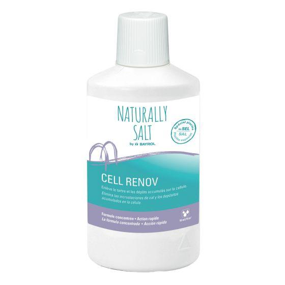 Détartrant Cell Renov 1L pour cellule piscine traitée au sel