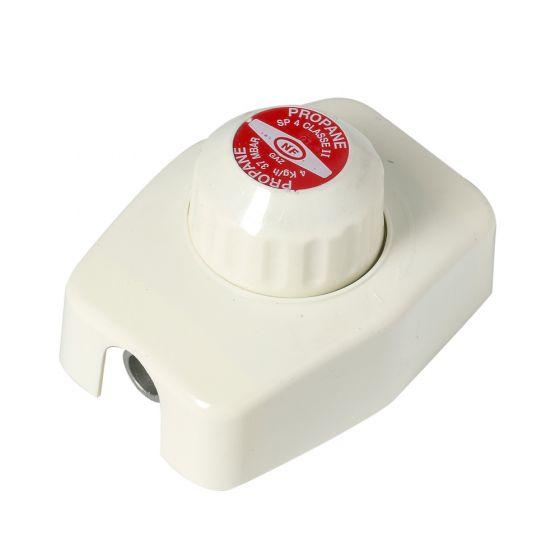 Détendeur déclencheur Propane - 4kg/h 37mbar