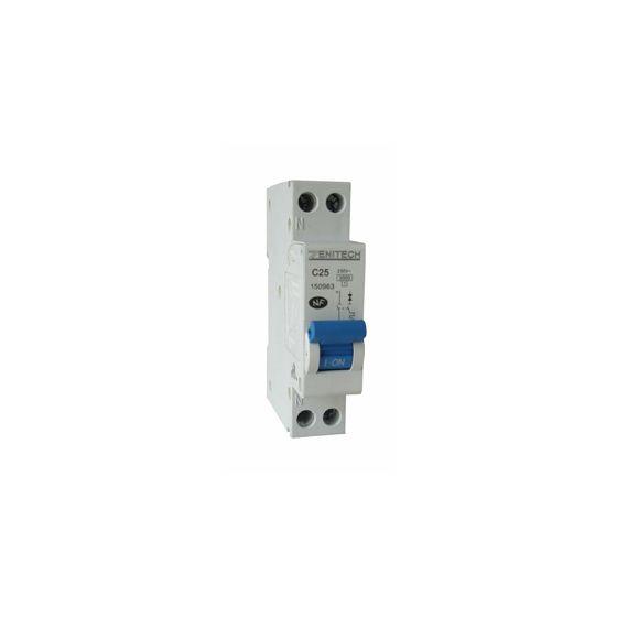 Disjoncteur 25A NF 2,5mm²