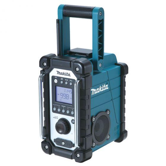 Radio de chantier 7,2/10,8/14,4/18 V Li-Ion (machine seule) MAKITA