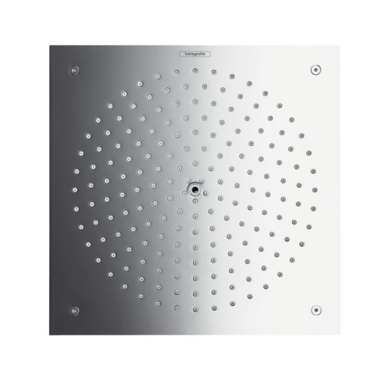 Douche de tête Raindance AIR 1jet 260x260 mm-Chrome plafond-Hansgrohe