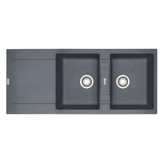 evier de cuisine franke maris fragranit mrg621. Black Bedroom Furniture Sets. Home Design Ideas