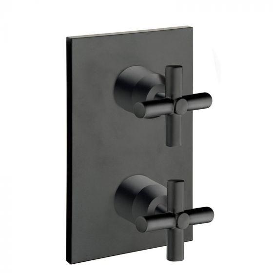 Façade 3 sorties Blackmat Executive - Ondyna XV85313