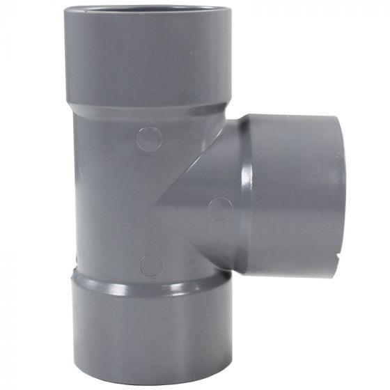 Culotte PVC 87°30 Femelle Femelle DISPONIBLE en 7 MODÈLES FIRST-PLAST