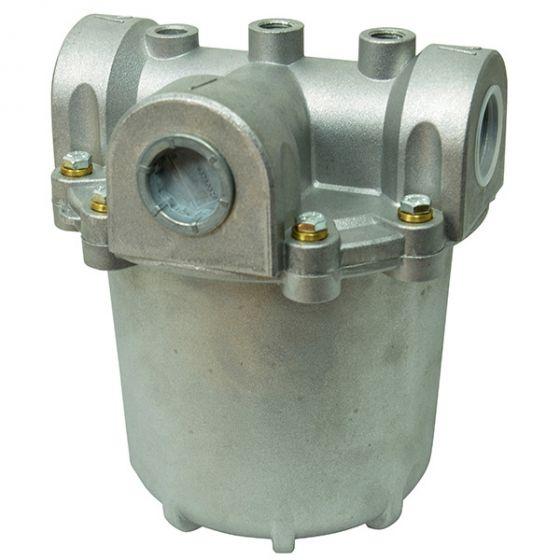 Filtre gaz à cartouche 5 microns - Femelle