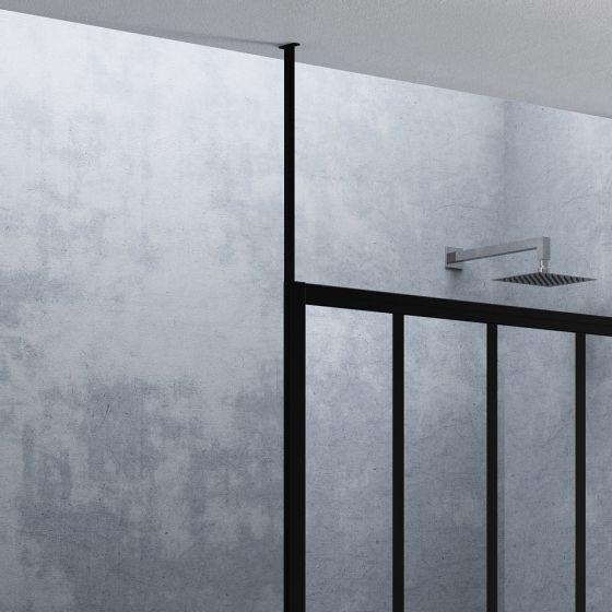 fixation plafond pour paroi de baignoire loft jacuzzi paroi de douche et baignoire douche. Black Bedroom Furniture Sets. Home Design Ideas