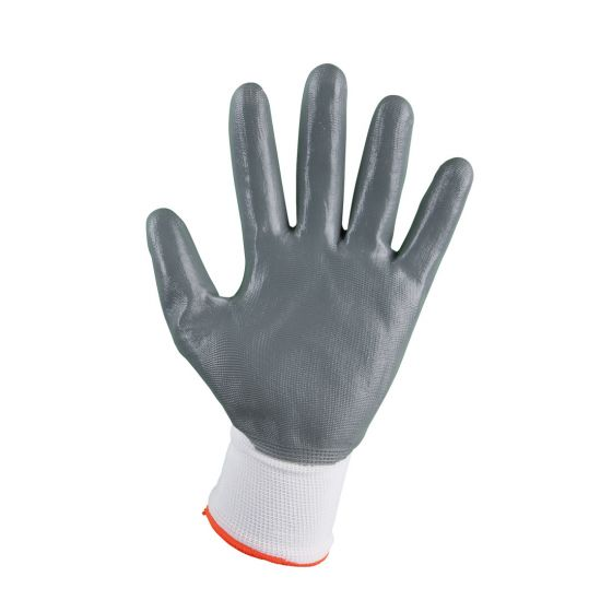 Gants de protection respirants en nitrile KS Tools