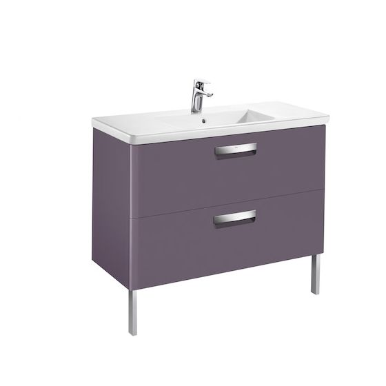 Meuble Unik THE GAP 1000 2 tiroirs et lavabo