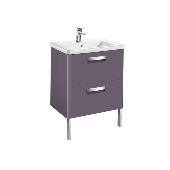 Meuble Unik THE GAP 600 2 tiroirs et lavabo