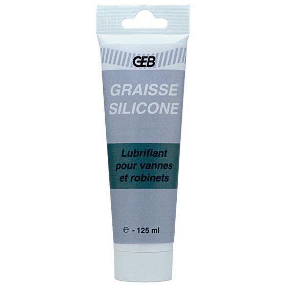 Graisse silicone 125 ml - GEB