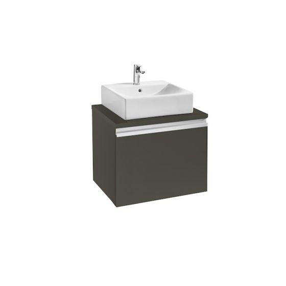 Meuble HEIMA 600 1 tiroir pour 1 vasque à poser