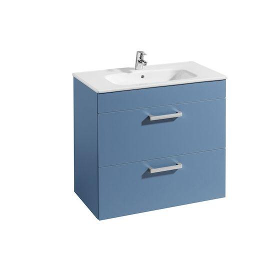 Meuble Unik JOLI 800 2 tiroirs et lavabo