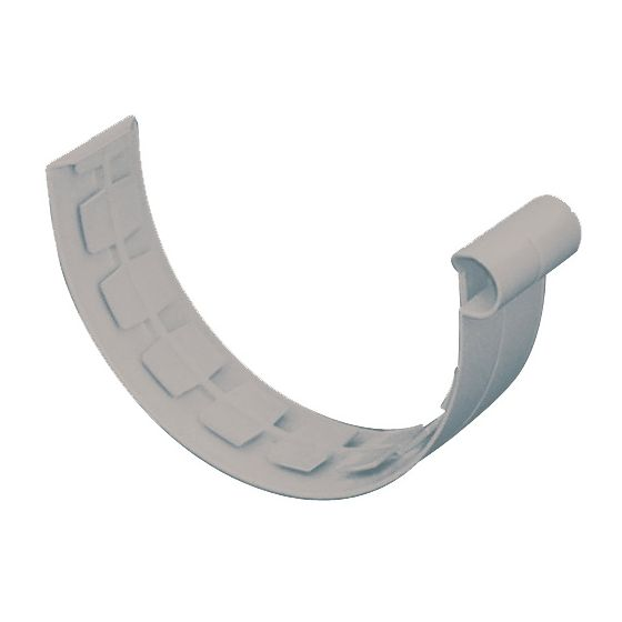 Jonction PVC 33 demi-ronde