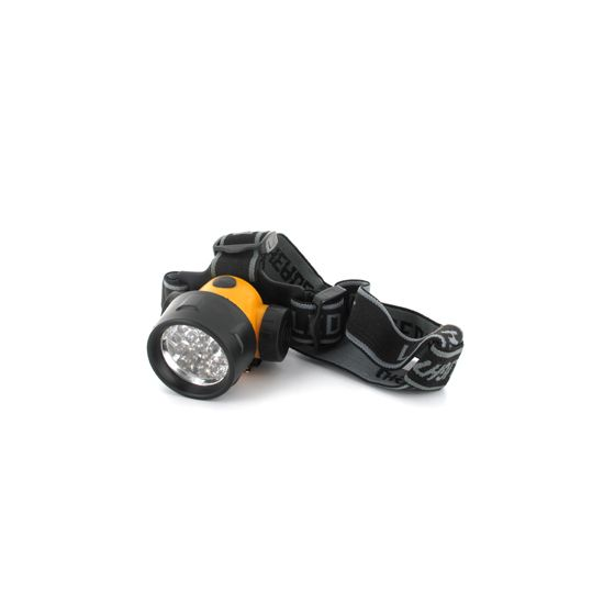 Lampe frontale 17 LED