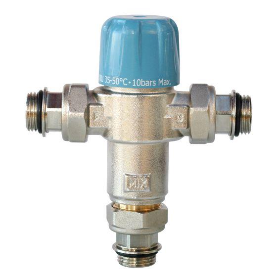 """Limiteur thermostatique réglable SECURMIX pour chauffe-eau MMM 1/2"""""""