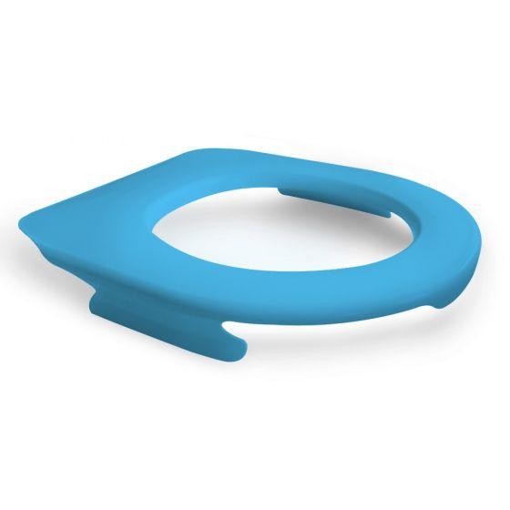 Lunette large WC clipsable PAPADO - 7 couleurs