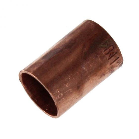 Manchon cuivre NF à souder
