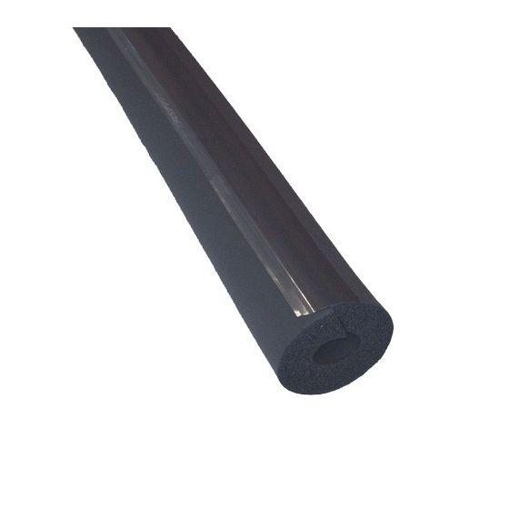 Manchon d'isolation fendu avec adhésif - froid et climatisation - épaisseur 25mm
