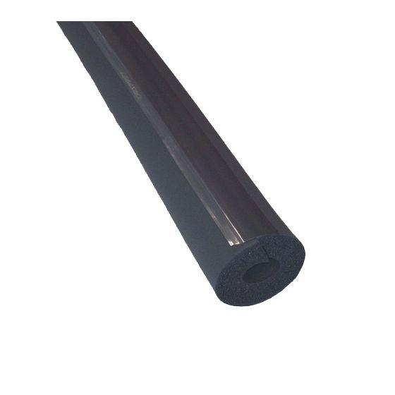 Manchon d'isolation 2m fendu avec adhésif - sanitaire/chauffage - épaisseur 50mm x Ø54