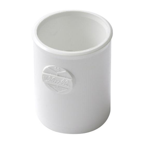 Manchon PVC blanc FF Nicoll