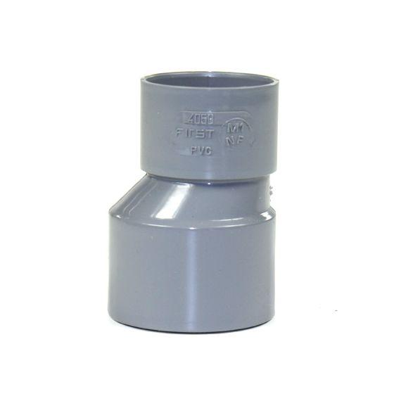 Manchon PVC réduit Ø50x40 FIRST-PLAST
