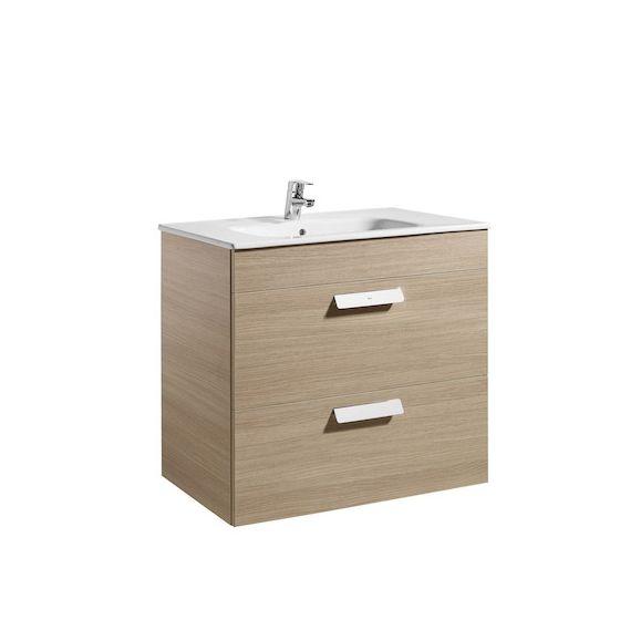 meubleUnik DEBBA 800 2 portes, lavabo