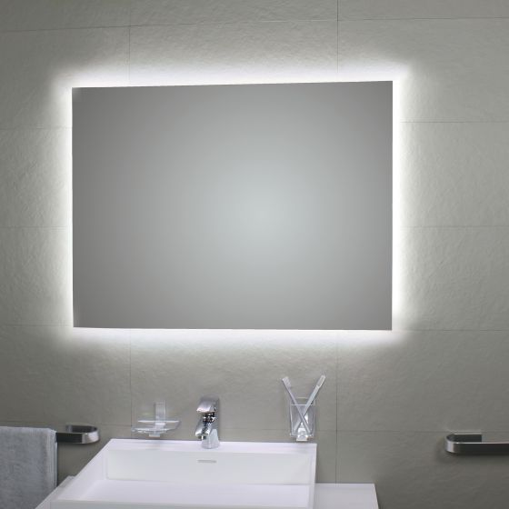 miroir avec r tro clairage led perimetrale koh i noor l4601 miroir salle de bain meuble. Black Bedroom Furniture Sets. Home Design Ideas