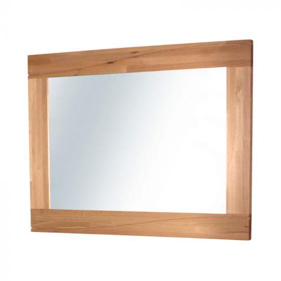 Miroir hêtre massif THERIA