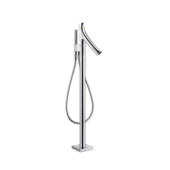 Mitigeur bain/douche, set de finition sur pied Axor Starck Organic 12016000